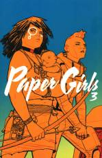 Couverture de l'album PAPER GIRLS (VO) Tome #3 Volume 3