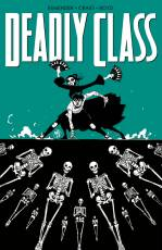 Couverture de l'album DEADLY CLASS (VO) Tome #6 1988 - This is not the end