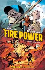 Couverture de l'album FIRE POWER (VO) Tome #1 Prelude