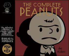 Couverture de l'album COMPLETE PEANUTS (THE) Tome #1 1950 to 1952
