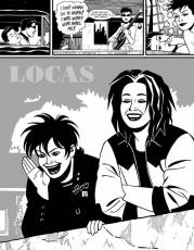 Couverture de l'album LOCAS: A LOVE & ROCKETS BOOK Locas: A Love & Rockets Book
