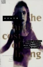 Couverture de l'album DEATH Tome #1 The high cost of living