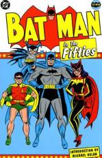 Couverture de l'album BATMAN IN THE FIFTIES Batman in the fifties