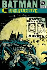 Couverture de l'album BATMAN Tome #1 Bruce Wayne : Fugitive volume 1
