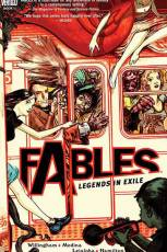 Couverture de l'album FABLES (VO) Tome #1 Legends in exile