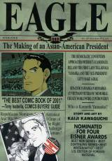 Couverture de l'album EAGLE (VA) Tome #4 Book 4 - The Making of an Asian-American President