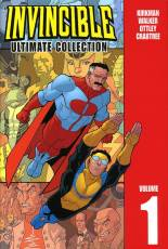 Couverture de l'album INVINCIBLE ULTIMATE COLLECTION Tome #1 Volume 1