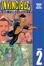 Couverture de l'album INVINCIBLE ULTIMATE COLLECTION Tome #2 Volume 2