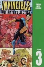 Couverture de l'album INVINCIBLE ULTIMATE COLLECTION Tome #3 Volume 3