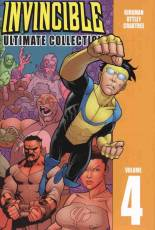 Couverture de l'album INVINCIBLE ULTIMATE COLLECTION Tome #4 Volume 4