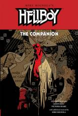Couverture de l'album HELLBOY The companion