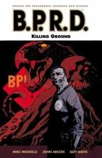 Couverture de l'album B.P.R.D. Tome #8 Killing Ground