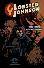 Couverture de l'album LOBSTER JOHNSON Tome #1 The iron Prometheus