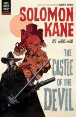 Couverture de l'album SOLOMON KANE Tome #1 The castle of the Devil