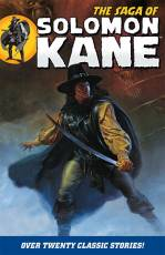Couverture de l'album THE SAGA OF SOLOMON KANE Over twenty classic stories !