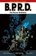 Couverture de l'album B.P.R.D. Tome #11 The Black Goddess