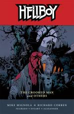 Couverture de l'album HELLBOY Tome #10 The Crooked Man and Others