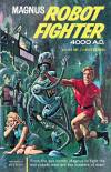 Couverture de l'album MAGNUS, ROBOT FIGHTER 4000 A.D. Tome #1 Magnus