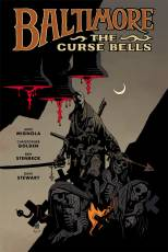 Couverture de l'album BALTIMORE Tome #2 The Curse Bells
