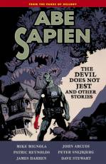 Couverture de l'album ABE SAPIEN Tome #2 The devil does not jest and other stories