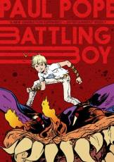 Couverture de l'album BATTLING BOY (VO) Tome #1 Tome 1