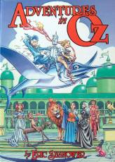 Couverture de l'album ADVENTURES OF OZ Adventures of Oz
