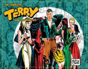 Couverture de l'album COMPLETE TERRY AND THE PIRATES (THE) Tome #3 1939 to 1940