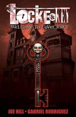 Couverture de l'album LOCKE AND KEY Tome #1 Welcome to Lovecraft
