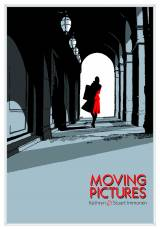 Couverture de l'album MOVING PICTURES Moving Pictures