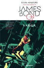 Couverture de l'album JAMES BOND (VO) Tome #1 Vargr