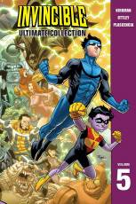 Couverture de l'album INVINCIBLE ULTIMATE COLLECTION Tome #5 Volume 5