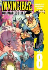 Couverture de l'album INVINCIBLE ULTIMATE COLLECTION Tome #8 Volume 8