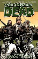 Couverture de l'album VO THE WALKING DEAD Tome #19 March to War