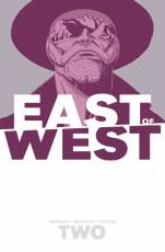 Couverture de l'album EAST OF WEST Tome #2 We are all one