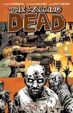 Couverture de l'album VO THE WALKING DEAD Tome #20 All Out War - Part one