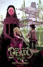 Couverture de l'album PRETTY DEADLY (VO) Tome #1 The Shrike