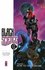 Couverture de l'album BLACK SCIENCE (VO) Tome #1 How to fall forever
