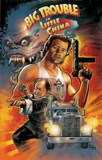 Couverture de l'album BIG TROUBLE IN LITTLE CHINA Tome #1 Volume 1 : The Hell of the Midnight Road & The Ghosts of Storms