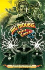 Couverture de l'album BIG TROUBLE IN LITTLE CHINA Tome #2 The return of Lo Pang & How Jack Burton became king of The Lords of Death