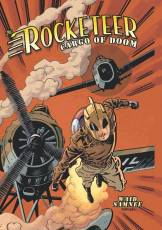 Couverture de l'album ROCKETEER (VO) Cargo of Doom