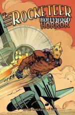 Couverture de l'album THE ROCKETEER Hollywood Horror