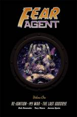 Couverture de l'album FEAR AGENT LIBRARY Tome #1 Volume 1