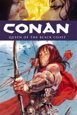 Couverture de l'album CONAN (VO) Tome #13 Queen of the black coast