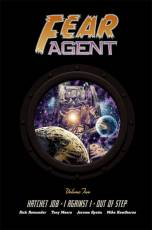 Couverture de l'album FEAR AGENT LIBRARY Tome #2 Volume 2