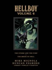 Couverture de l'album HELLBOY LIBRARY EDITION Tome #6 Volume 6