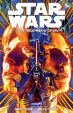 Couverture de l'album STAR WARS (VO) Tome #1 In the Shadow of Yavin