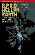 Couverture de l'album B.P.R.D. HELL ON EARTH Tome #6 The return of the Master