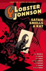 Couverture de l'album LOBSTER JOHNSON Tome #3 Satan Smells a Rat