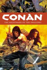 Couverture de l'album CONAN (VO) Tome #15 The Nightmare of the Shallows