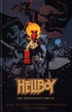 Couverture de l'album HELLBOY The Midnight Circus